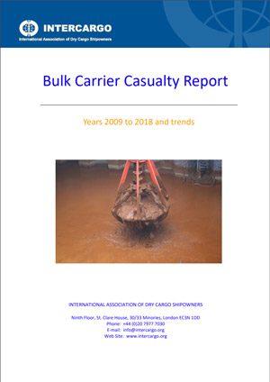 Intercargo Bulk Carrier Casualty Report