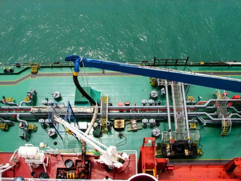 Bunker Oil Spill Prevention