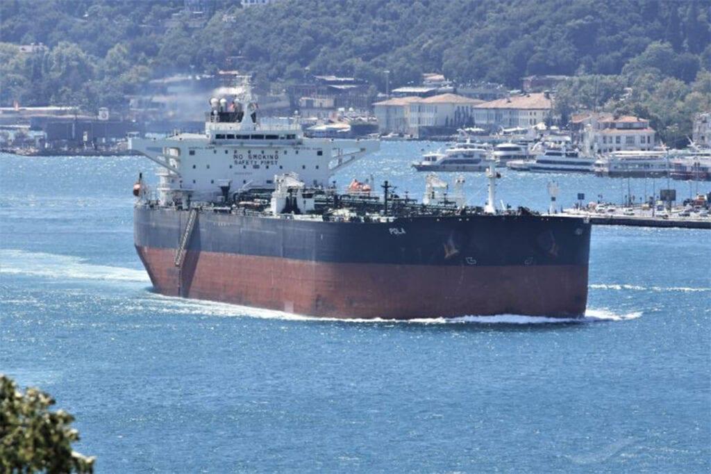 POLA Crude Oil Tanker