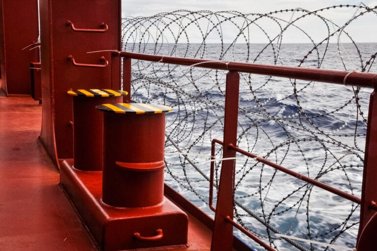 Piracy and Kidnapping - security defense