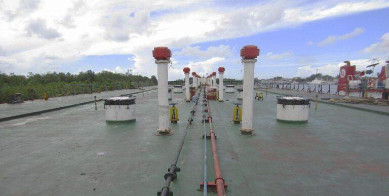 CPO Barge